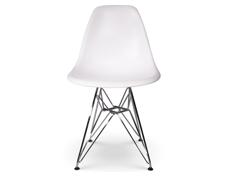 Image of the design chair DSR Eames chair - White