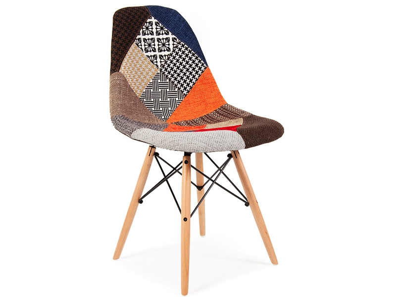 Dsw chair padded patchwork for Rocking chair dsw