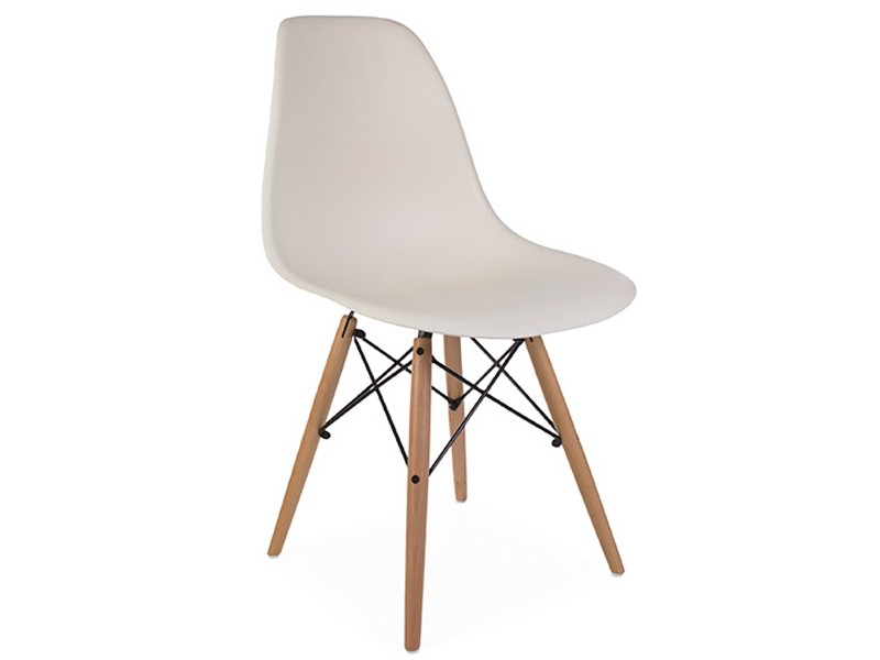 home indoor chairs dsw chair cream dsw eames chair cream