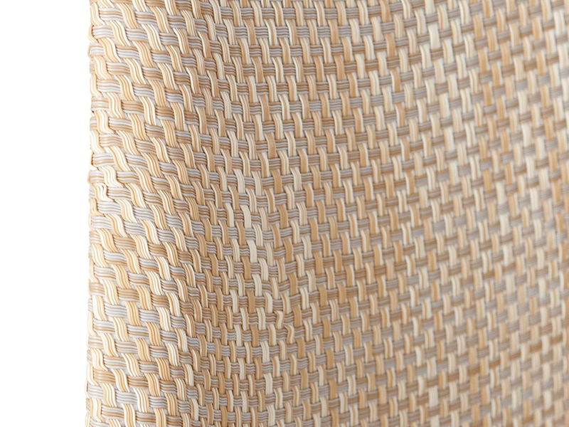 Image of the design chair DSW Eames chair Weave -  Beige