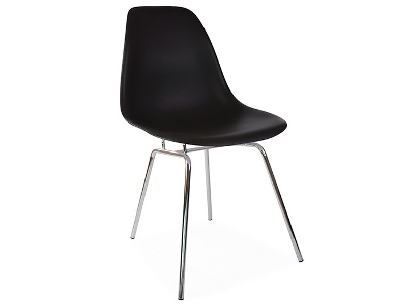 Image of the design chair DSX Eames chair - Black