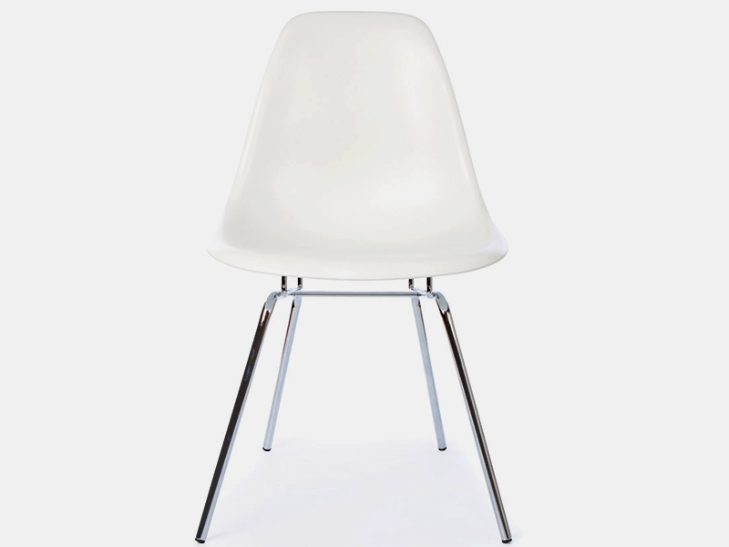 image of the design chair dsx eames chair white