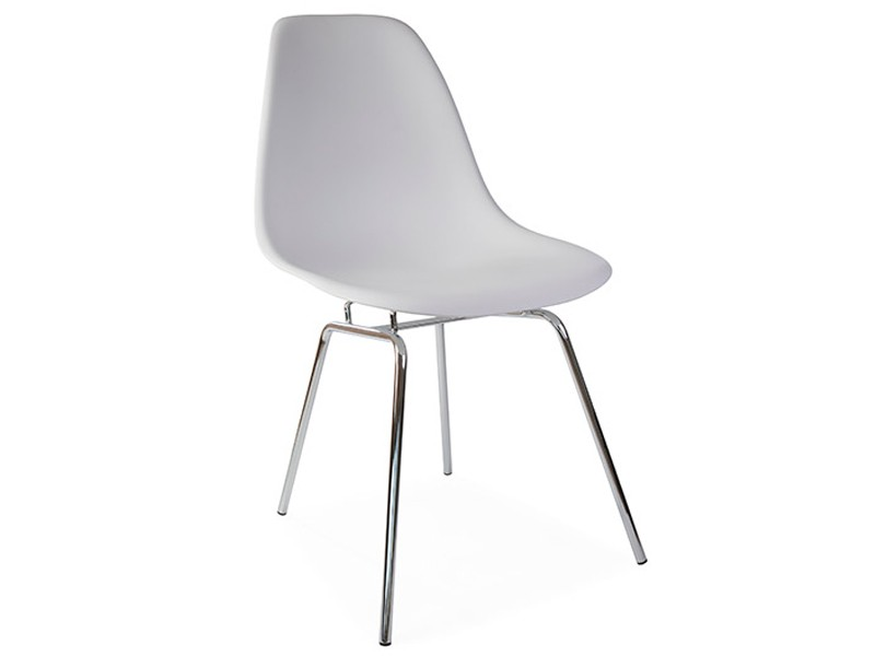 Image of the design chair DSX Eames chair - White