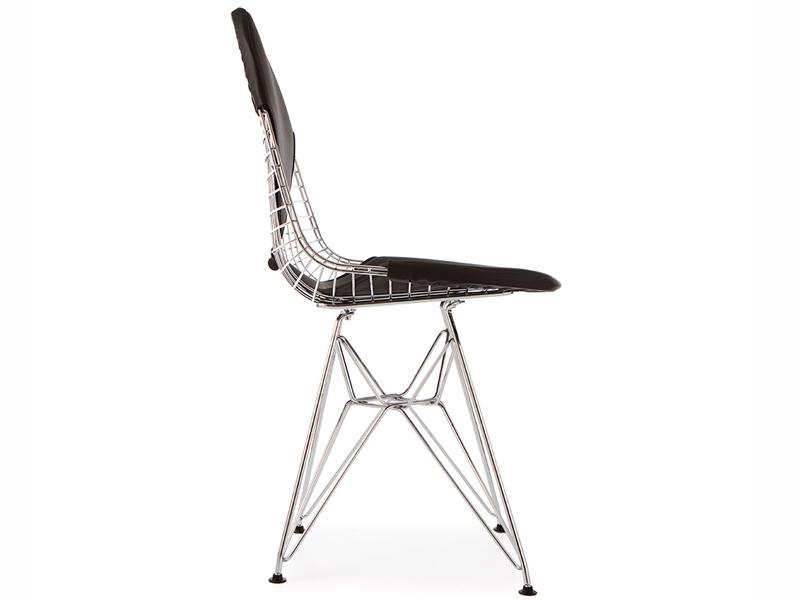 Image of the design chair Eames Bikini chair - Black