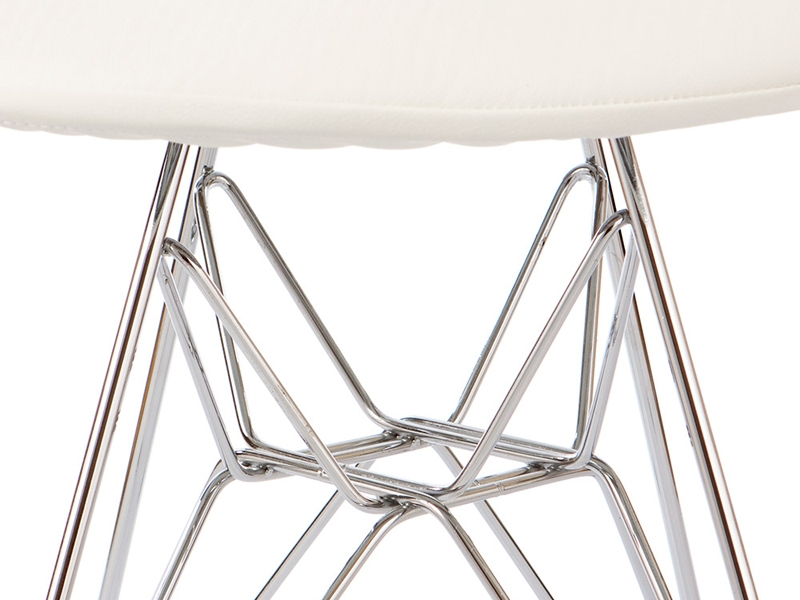Image of the design chair Eames Bikini chair - White