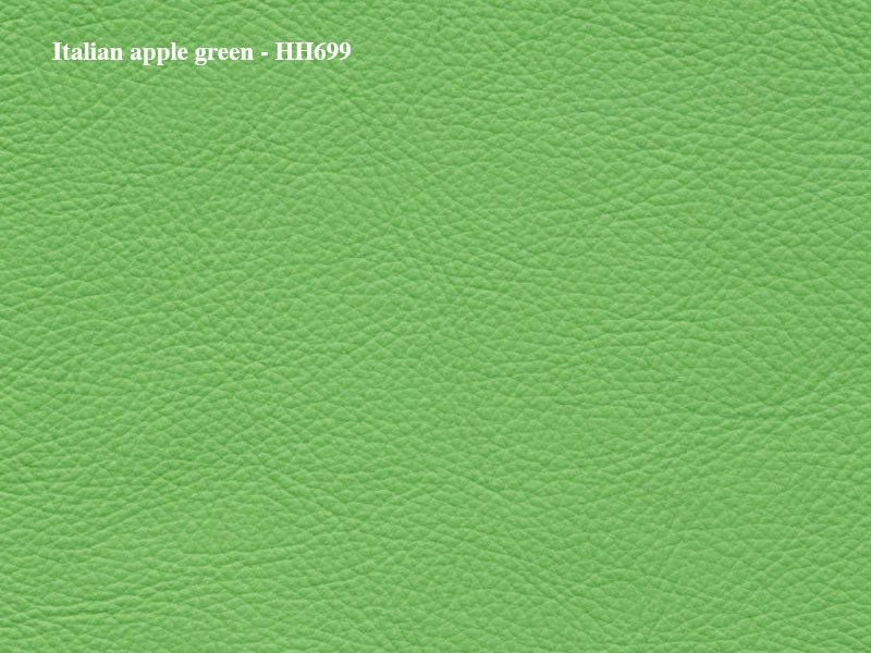 Image of the design chair Eames chair Alu EA117 - Apple green