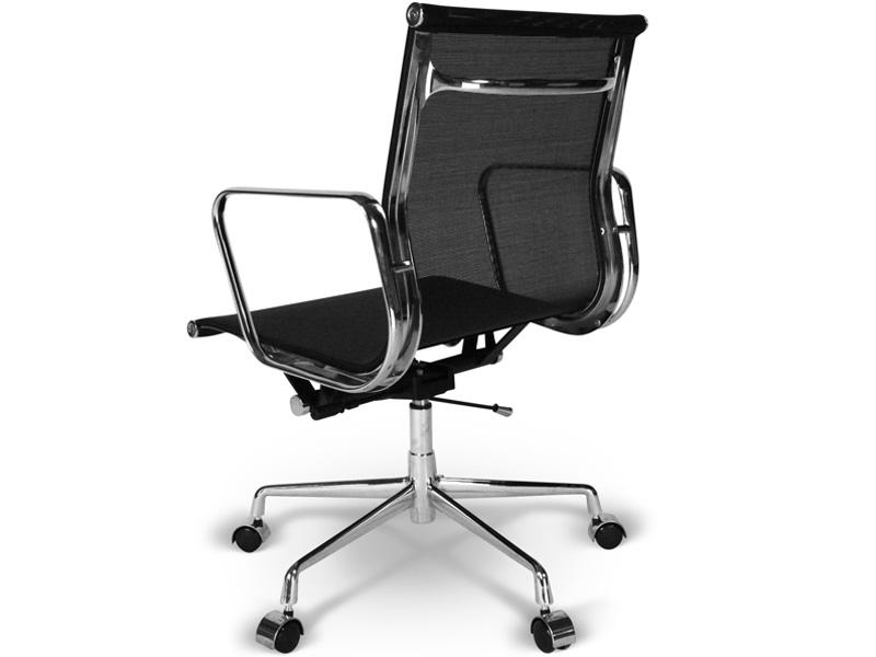 eames chair alu ea117 black. Black Bedroom Furniture Sets. Home Design Ideas