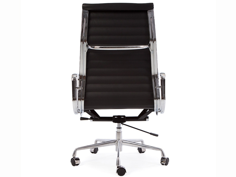 eames chair alu ea119 black. Black Bedroom Furniture Sets. Home Design Ideas