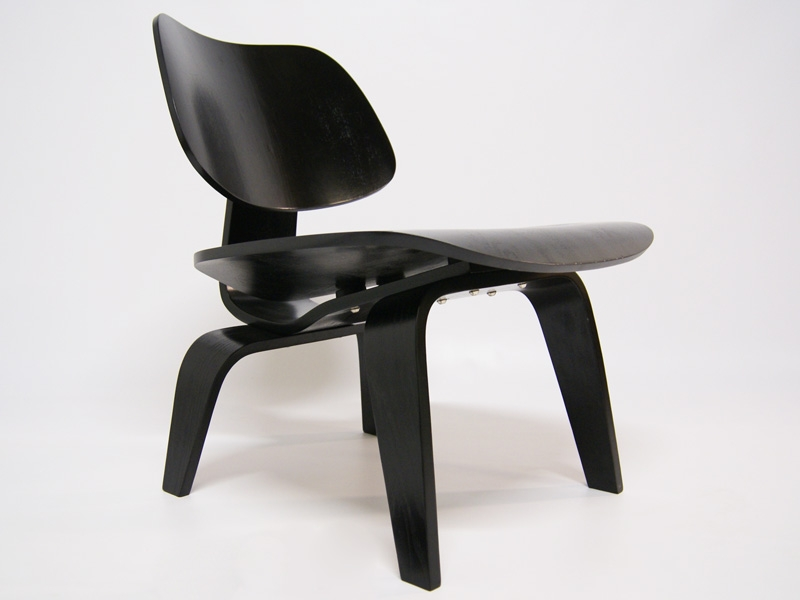 Eames LCW Chair Black