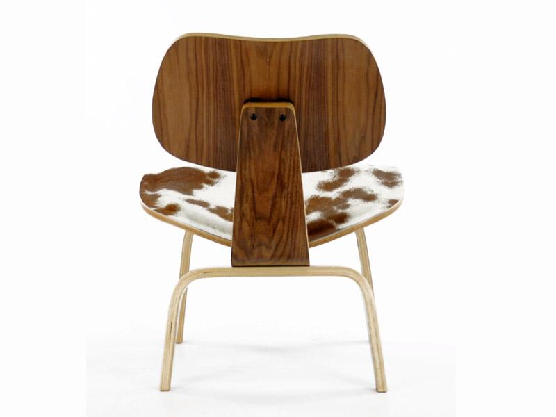Eames LCW Chair Oak Dark