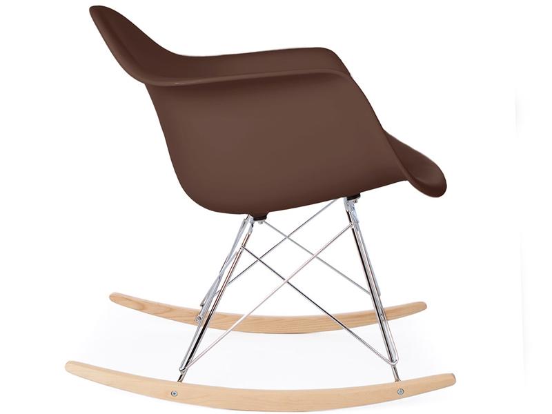 Eames rocking chair rar coffee - Discount eames chair ...
