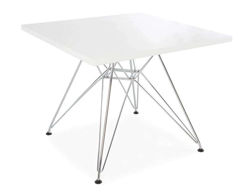 Image of the design chair Eiffel kids table - 2 DSR chairs