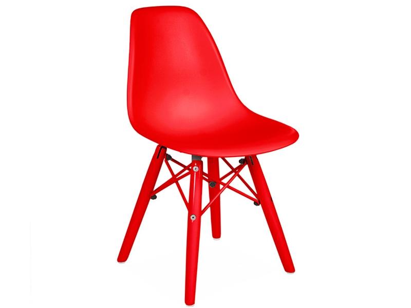 Baby I Am Red Chair Childrens Bucket Modern Kids