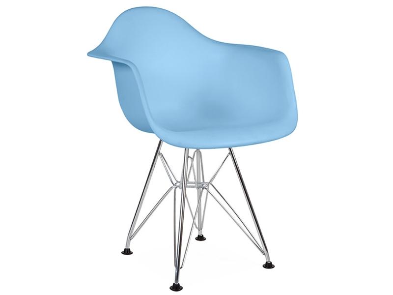 kids chair eames dar blue