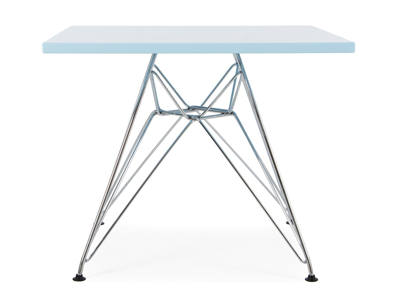 Image of the design chair Kids Table Eames Eiffel - Blue