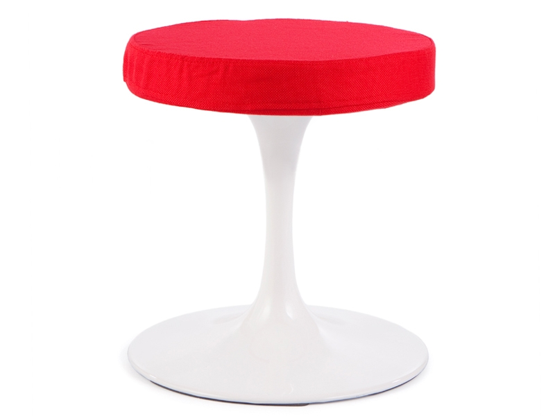 Image of the design chair Stool Tulip Saarinen