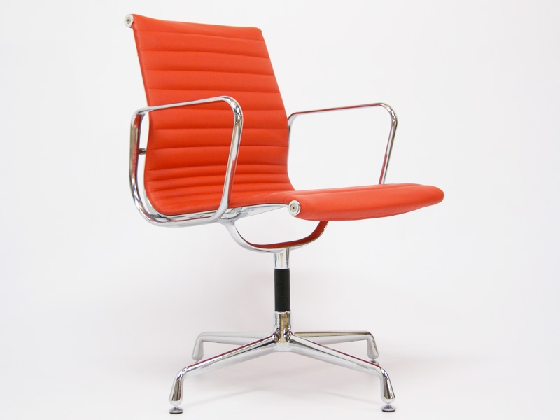 Visitor chair EA108 Red