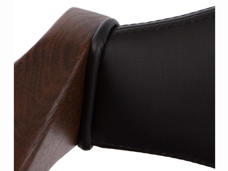 Image of the design chair Wegner Troy Chair - Brown/Black