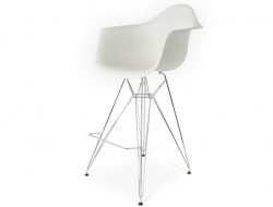 Image of the design chair Bar chair DAR - White