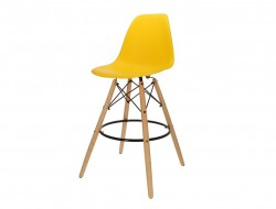 Image of the design chair Bar chair DSB - Yellow