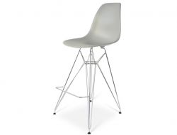Image of the design chair Bar chair DSR - Grey