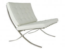 Image Of The Design Chair Barcelona White