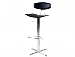 Image of the design chair Barstool BLAISE - Black