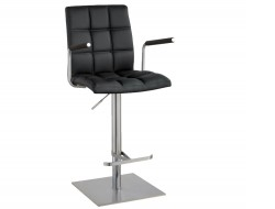 Image of the design chair Barstool Deco20 - Black