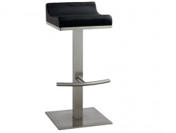 Image of the design chair Barstool Galvin LB - Black