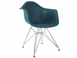 Image of the design chair DAR chair - Blue green