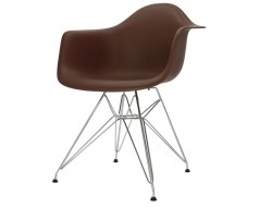 Image of the design chair DAR chair - Brown