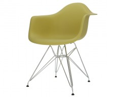 Image of the design chair DAR chair - Olive Green