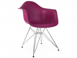 Image of the design chair DAR chair - Purple