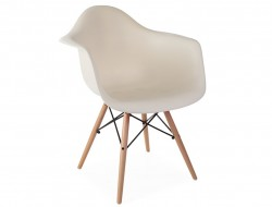 Image of the design chair DAW chair - Cream
