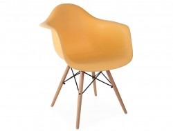 Image of the design chair DAW chair - Orange