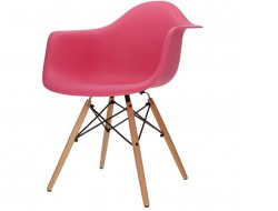 Image of the design chair DAW chair - Pink