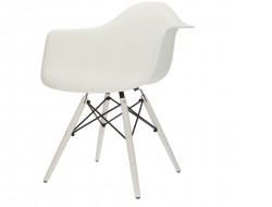 Image of the design chair DAW chair - White
