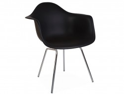 Image of the design chair DAX chair - Black