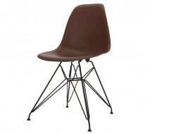 Image of the design chair DSR chair - Brown