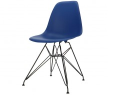 Image of the design chair DSR chair - Dark blue