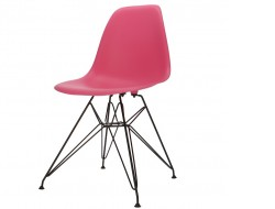 Image of the design chair DSR chair - Pink