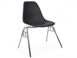 Image of the design chair DSS chair stackable - Anthracite