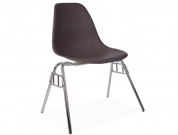 Image of the design chair DSS chair stackable - Taupe