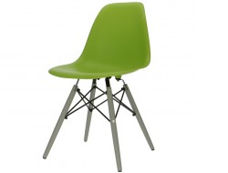 Image of the design chair DSW chair - Green