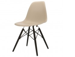 Image of the design chair DSW chair - Grey beige