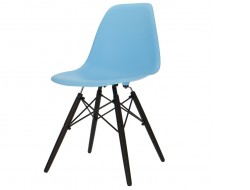 Image of the design chair DSW chair - Light blue
