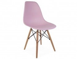 Image of the design chair DSW chair - Light pink