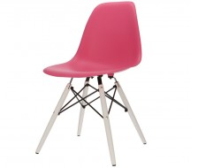 Image of the design chair DSW chair - Pink