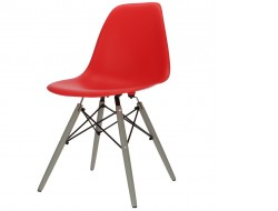 Image of the design chair DSW chair - Red