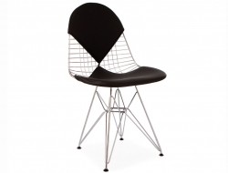 Image of the design chair Eames Bikini chair - Black